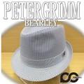 【春夏新作】 【2サイズ】 PETERGRIMM BEARLEY   13343