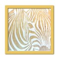 Wood Carving Art ZEBRA/NA