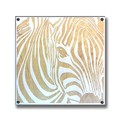Wood Carving Art ZEBRA/AC