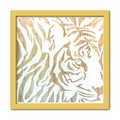 Wood Carving Art TIGER/BR
