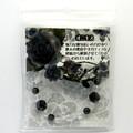 【天然石ブレスレット】薔薇 オニキス【ローズ】【バラ】