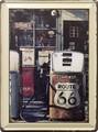アンティークメタルプレート M[ROUTE66 c]<アメリカン雑貨>