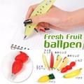 フルーツボールペン【マグネット/果物】
