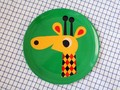 【OMM-design】メラミンプレートGiraffe