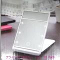 【売れ筋】YLD1600ブライトニングミラー タッチミニ 3種 鏡/女優ミラー/楽屋ミラー/コンパクトミラー