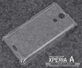 <オリジナル商品製作用>Xperia A SO-04E(エクスぺリア エース)用ハードクリアケース