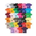 【S・M・Lサイズ】スタンダードTシャツ/34色【オリジナル・ユニフォームにお勧め!】