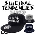★4カラー展開♪SUICIDAL TENDENCIES SNAP BACK CAP 12989