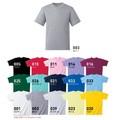 【S〜3L】日本製Tシャツ/15色【オリジナル・ユニフォームにお勧め!】