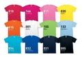 【S〜3L】ハニカムメッシュTシャツ/12色【オリジナル・ユニフォームにお勧め!】大きいサイズ