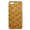【Disney】Woodケース iPhone 5【iPhone SE/5s/5対応】