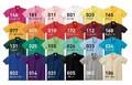 UVカット【L・LL・3L】T/C ポロシャツ(ポケット有り)/24色【オリジナル・ユニフォームにお勧め!】