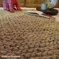 【SALE】Sicily smallmat シシリー スモールマット ベージュ リサイクル繊維