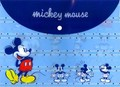 【ディズニーキャラクターが可愛い!便利なA4サイズ】ドキュメントファイル ミッキースタンダード2