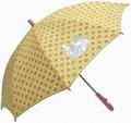 ◆2013A&W新作◆ 【リールリール・プチ】子供用雨傘  ねこたまプリント
