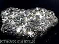 ☆高級一点物☆【天然石原石】パイライト水晶共生鉱 No.09【天然石 パワーストーン】