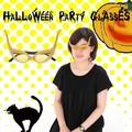 【直送可】【送料無料】パーティーメガネ 猫【ハロウィン】
