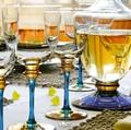 ■【La Rochere】クリスタラン サファイア ワイングラス