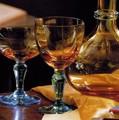 ■【La Rochere】クリスタラン ロマンティック ワイングラス