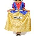 《セール》KIDS☆マント付き ゴージャス白雪姫ドレス【プリンセス/なりきり衣装】