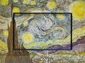 ビッグアート 名画ハイグロスシリーズ【絵が外へはみだしちゃった!】有名名画<木製フレーム>