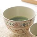 ■【抹茶椀】丸錬仁清安南抹茶碗