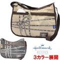 【定番人気商品】【Hallmark】 HB13B-P152 ホールマーク リボン柄 ショルダーバッグ