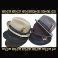 ★秋冬新作 6カラー♪NEWYORK HAT #5325 PINCHED STINGY FEDORA 15144