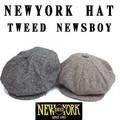 NEWYORK HAT #9030 TWEED NEWSBOY 14115