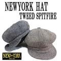 NEWYORK HAT #9052 TWEED SPITFIRE 14119