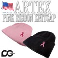 ARTEX PINK RIBBON HAT  11358