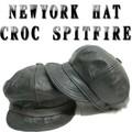 ★秋冬♪ NEWYORK HAT #9267 CROC SPITFIRE   11386