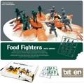 『FOOD FIGHTERS』パーティーのごちそうを守る心強いピックたち!