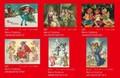 ■ポストカード■ クリスマス ドイツ 直輸入