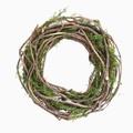 【インテリア/リース】季節のリース■ Branch & Green Wreath S