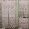 【特価】お姫様のれん(3サイズ)<プリンセスカーテン ローズ 薔薇 レース>