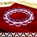 【30%OFF】【天然石ブレスレット】ハイグレード(2A級)水晶(14mm)ブレス【天然石 天然水晶】