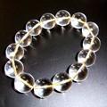 【30%OFF】【天然石ブレスレット】<ゴールドイン>最高級(2A級)水晶(18mm)ブレス【天然石 天然水晶】