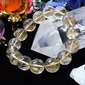 【30%OFF】【天然石ブレスレット】3A級ルチルクォーツ(針水晶)(16mm)ブレス【天然石 ルチル】