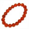 【30%OFF】【天然石ブレスレット】赤メノウ(赤瑪瑙)(10mm)ブレス【天然石 メノウ】
