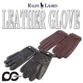 POLO RALPHLAUREN Quilted Racing Gloves  11525