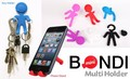 【Mini BONDI ミニボンディ】マルチホルダー自由自在に変形♪[スマートフォン]