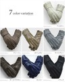 上質羊革使用 ラムムートン手袋(本革 レザーグローブ レディース ファー手袋)リアルファー福袋