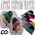 ★MADE IN U.S.A.♪ ARTEX ACRYLIC 2TONE CUSTOM MADE WATCH 12924