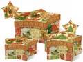 パンチスタジオ クリスマス スターBOX 3サイズ1セット <サンタ×ツリー>