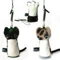 【キュートな猫ちゃん&ネコ手でふきふき♪】サヴィ&ルポワン ワイパーキャット