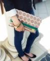 【BK追加!!】Punto&Lineaショルダー S  旅の必需品をコンパクトに持ち運ぶ3wayショルダーバッグ