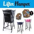 【Lifter Hamper リフターハンパー】 折りたたみ式キャスター付 ランドリーボックス
