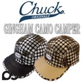 ★セール♪ Chuck ORIGINALS   GINGHAM CAMO CAMPER  11575