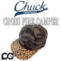 ★セール♪ Chuck ORIGINALS  CROSSFIRE CAMPER   11951
